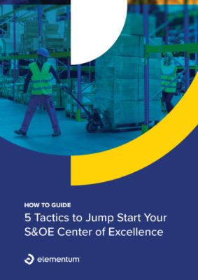 5 Tactics to Jumpstart Your S&OE Center of Excellence