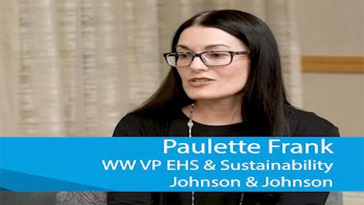 Johnson & Johnson Launches Global Sustainability Effort