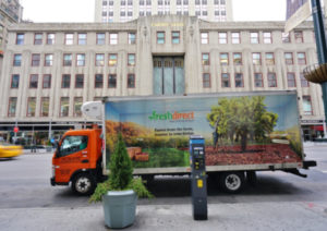 Amazon Rival FreshDirect Draws Battle Lines With Bronx Warehouse